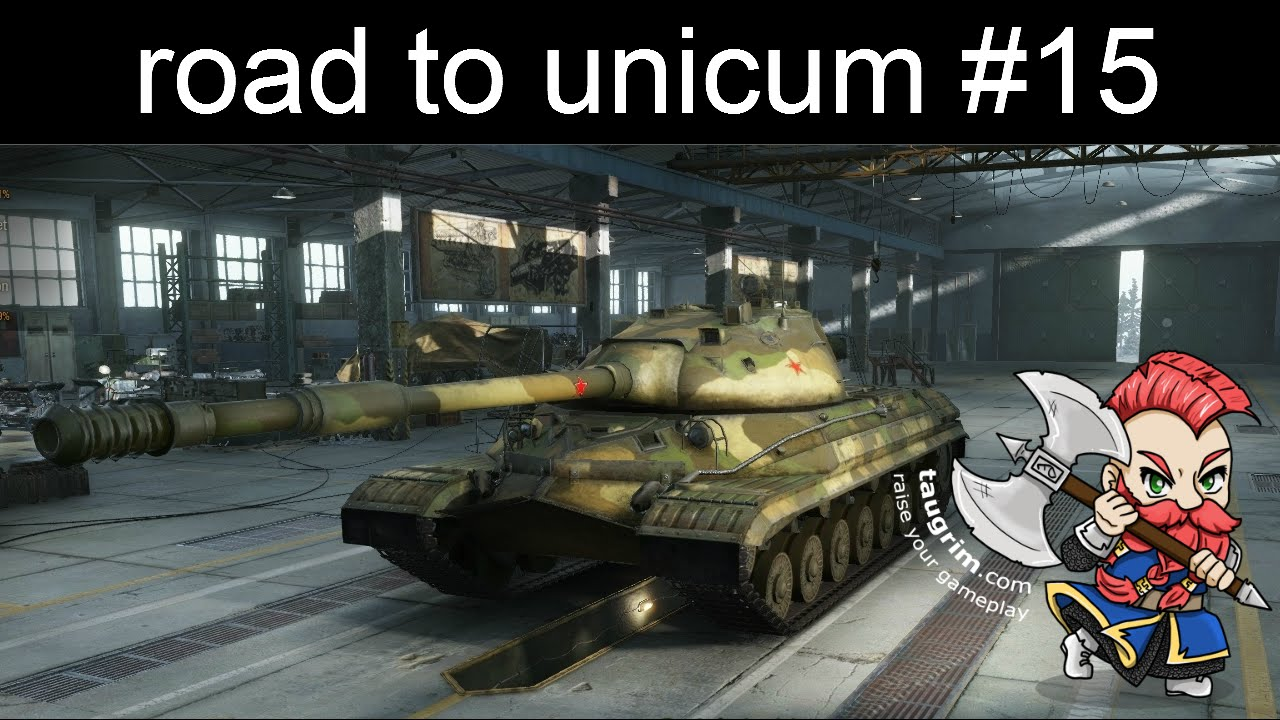 WoT: IS-8 Review, Heavy Medium - I Don't Think So [