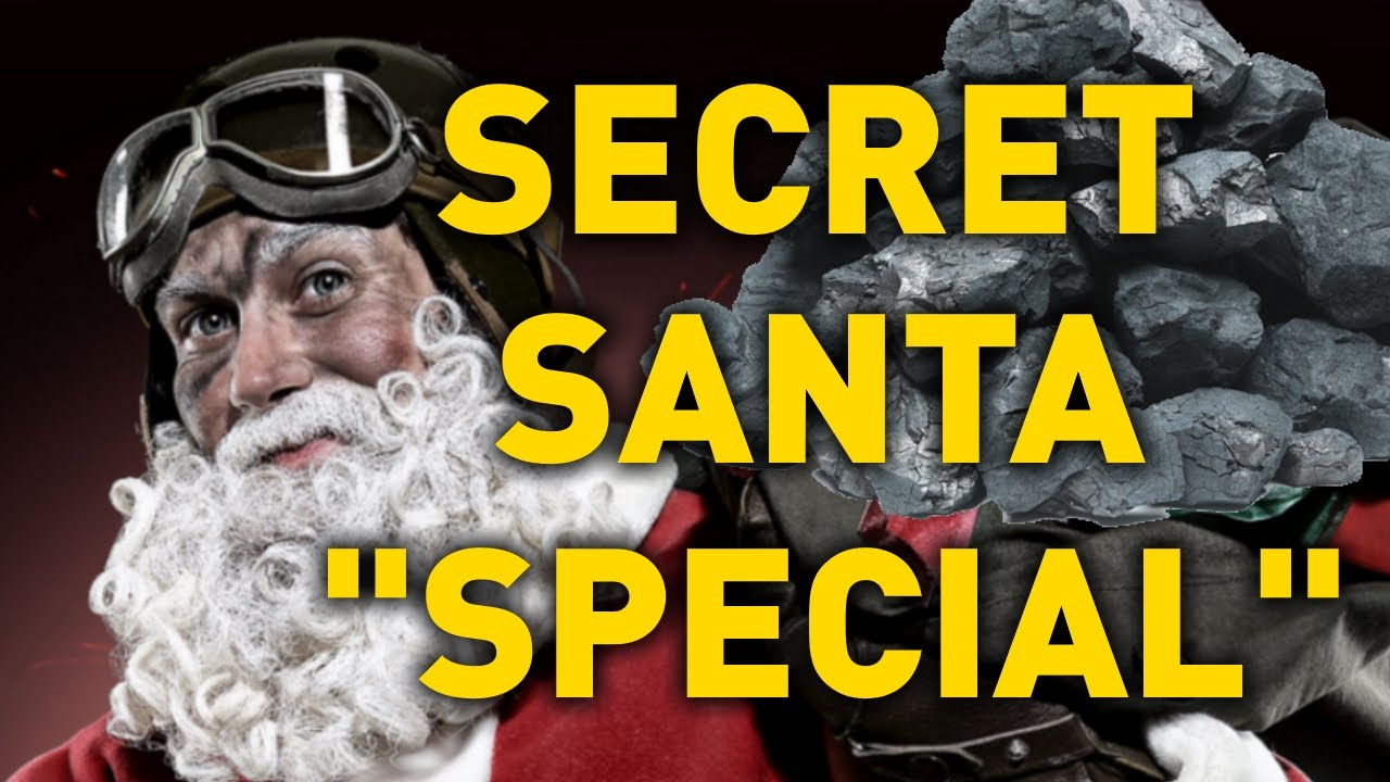 World of Tanks || Secret Santa + Hidden Bonus Code!