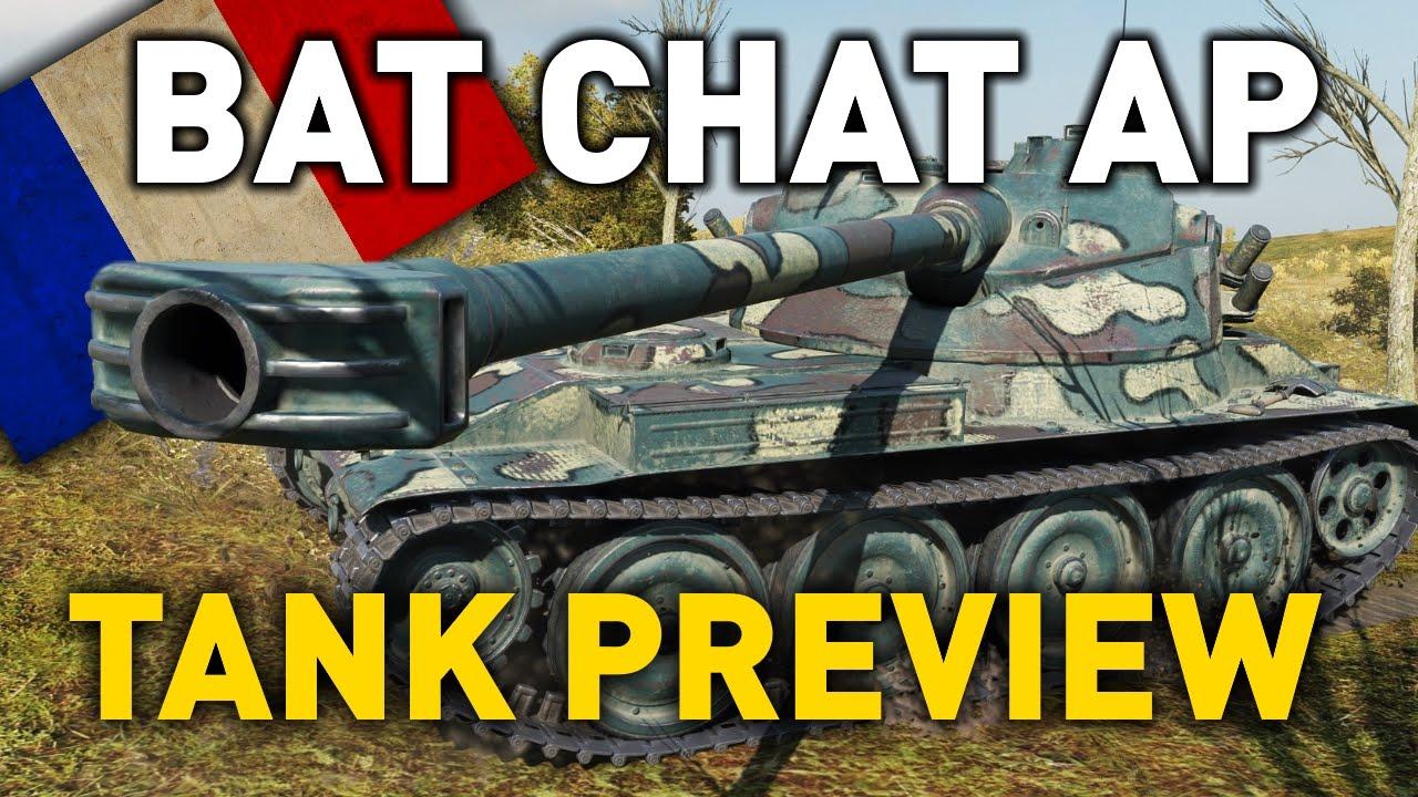 World of Tanks    BatChat vs AMX 13 105 - Full Metal Blogger