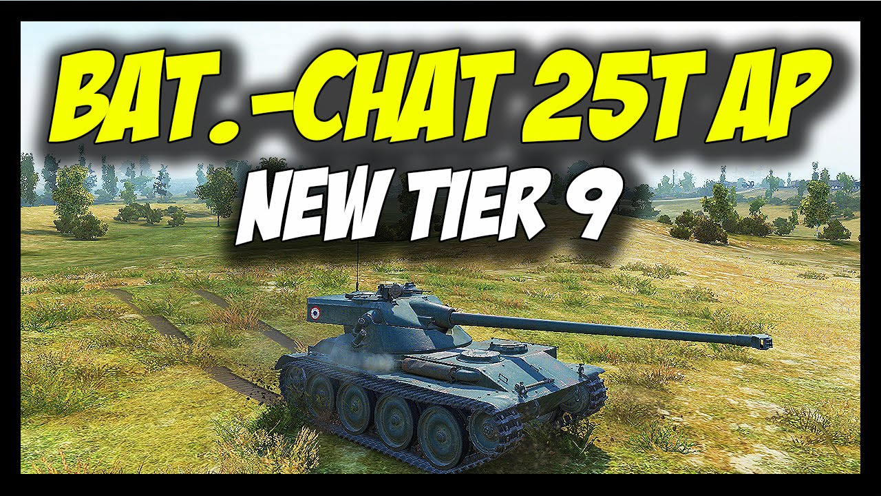 Thoughts on AMX 13/75 and Batchat 12t? - reddit