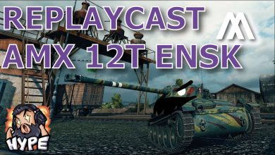 AMX-12T-on-Ensk-Replay-Cast