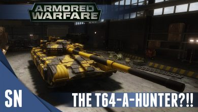Armored-Warfare-INTERVIEW-NEW-GARAGE-RARE-TANK