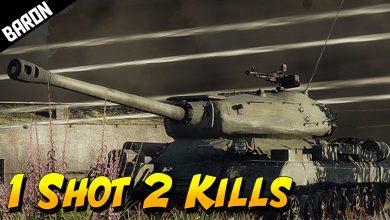 COLLATERAL-1-Shot-2-Kills-War-Thunder-Gameplay