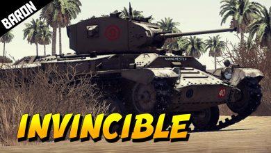 INVINCIBLE-TANK-Old-Ironsides-War-Thunder-Tanks-Gameplay