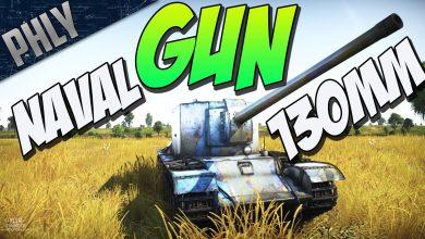 SU-100Y-130MM-DESTROYER-GUN-War-Thunder-Tanks-Gameplay