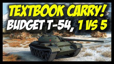 World-of-Tanks-BUDGET-AP-T-54-Textbook-Carry