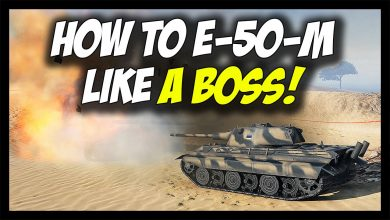 World-of-Tanks-How-To-E-50-M-Like-A-Boss