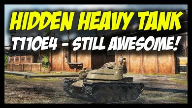 World-of-Tanks-T110E4-Hidden-Heavy-Tank-INTENSE