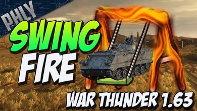 SWINGFIRE-GAMEPLAY-Guided-Teabag-Launcher-War-THunder-1.63