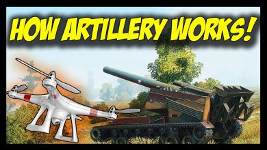 World-of-Tanks-How-Artillery-Actually-Works-D-Drone-Edition