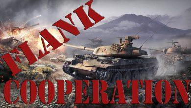 World-of-Tanks-Positioning-Flank-Cooperation