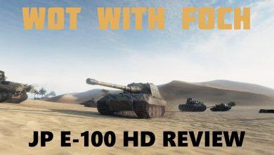 Jagdpanzer-E-100-HD-review
