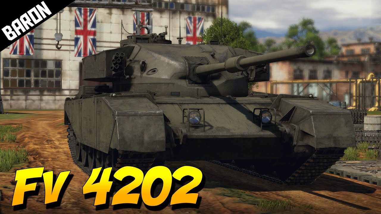fv4202 war thunder