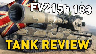 World-of-Tanks-FV215b-183-Tank-Review
