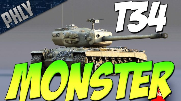 T34 American tank  Heavy Tanks  World of Tanks official