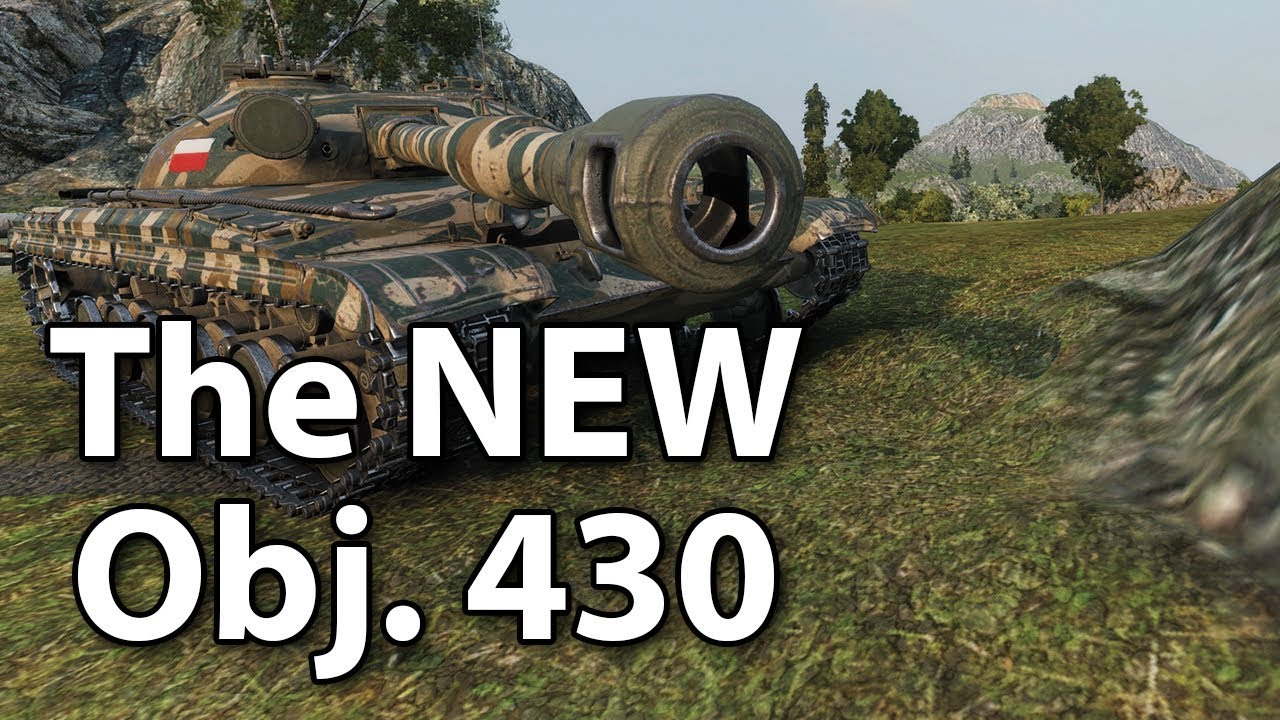the new - obj. 430