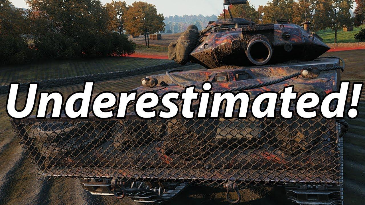 Underestimated - Sheridan - World of Tanks