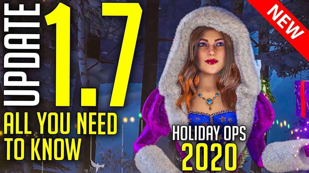 World Of Tanks Christmas Boxes 2020 Update 1.7 Review and Holiday Ops 2020 are Here!   World of Tanks